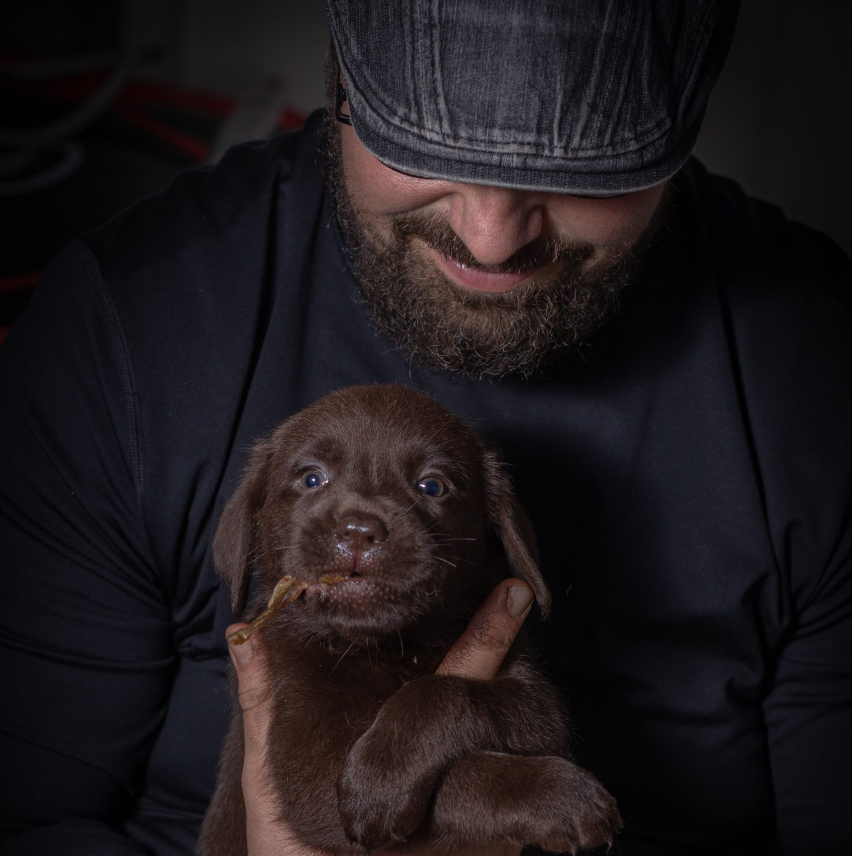 Mark met pup Sjaan | Kiss'n Rebels Dare to Love